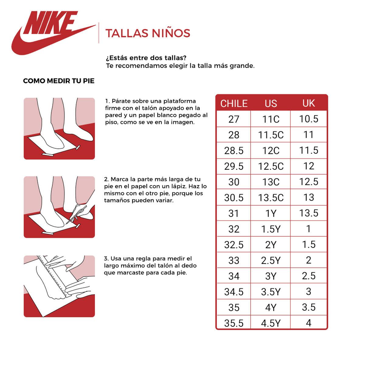 Zapatilla Niño Nike Tanjun