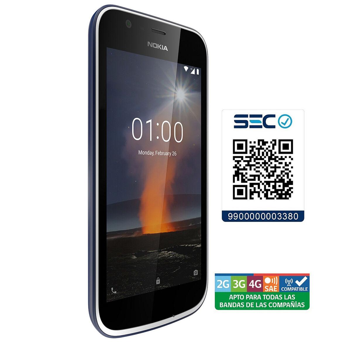 """Celular Nokia N1 4.5""""Negro WOM"""