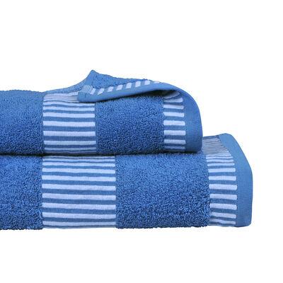 Set 2 Toallas de Baño Mashini Egyptia 460 Azul