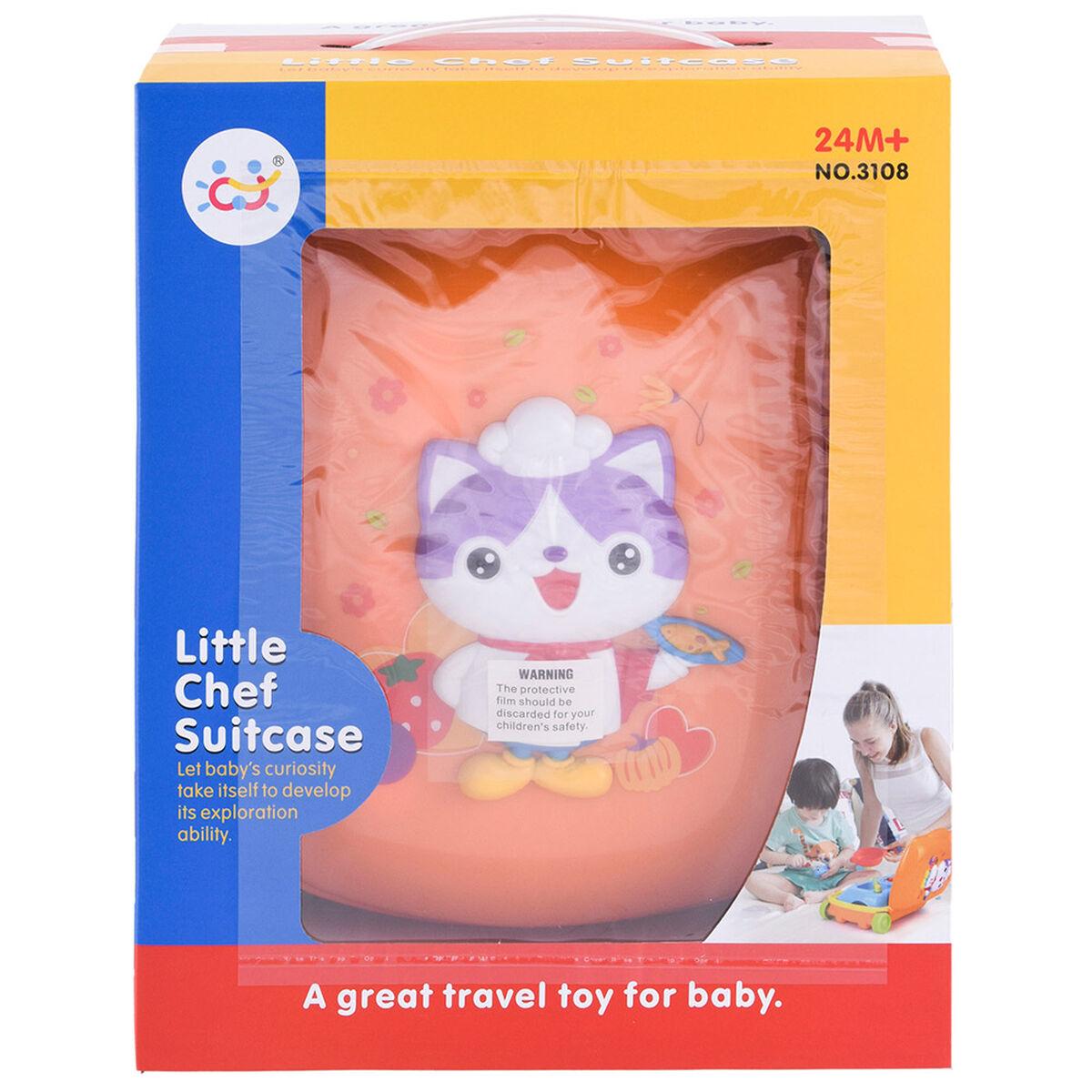 Maleta Pequeño Chef Baby Way BW Jp17