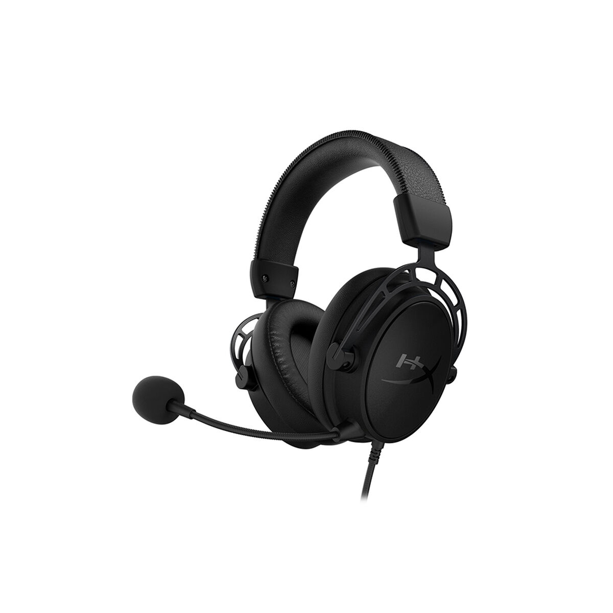 Audífonos Gamer HyperX Cloud Alpha S 7.1 Negros