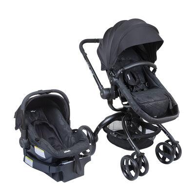 Coche Travel System I-Giro Bright Black Infanti