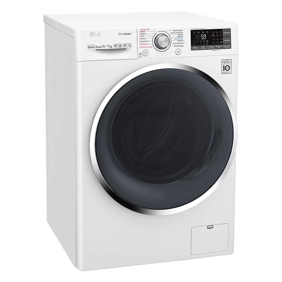 Lavadora Secadora LG WD11WBS6D 11 kg/7 kg