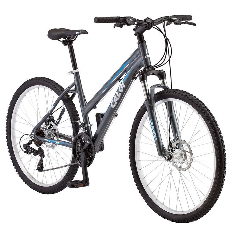 Bicicleta Caloi Mujer Supra 10 26' Grey Aro 26