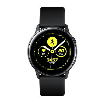 "Smartwatch Samsung Galaxy Watch R500 Active 1,1"" Negro"