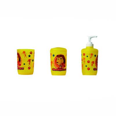 Set de Baño 3 pcs Mi Perro Chocolo