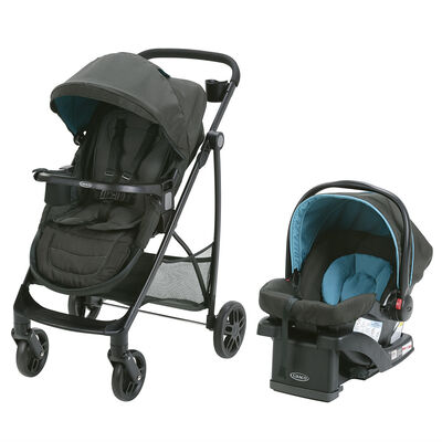 Coche Travel System Graco Keagan