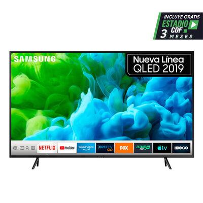 "QLED 65"" Samsung QN65Q60RAGXZS Smart TV 4K"