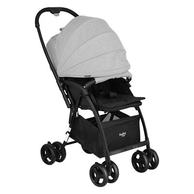 Coche Paseo Ultra Light Baby Way Gris