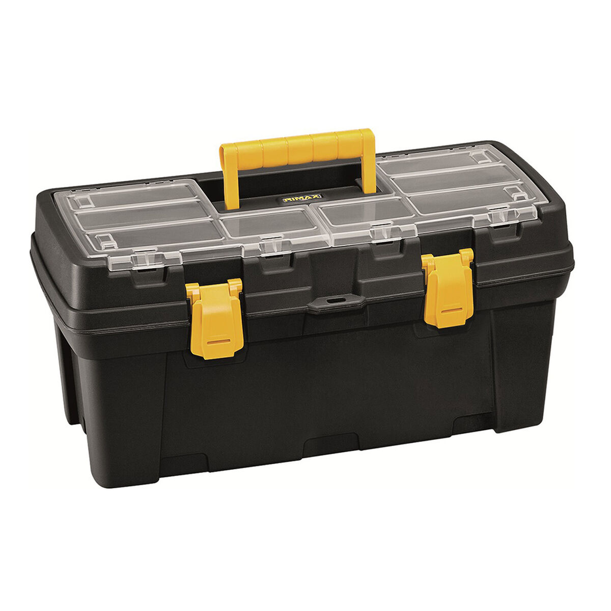 """Combo Cajas de Herramientas 20"""" + 14"""" Rimax RX6578"""