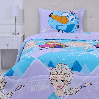 Plumón Frozen Princess 1,5 Plazas