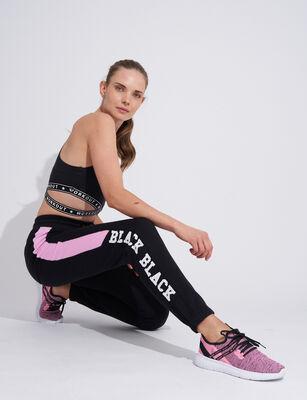 Pantalón Buzo Mujer Black County