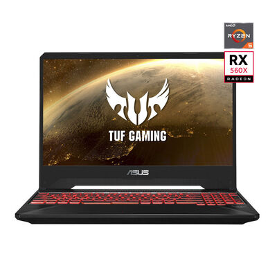 "Notebook Asus FX505DY Ryzen 5 8GB 1TB 15.6"" RX560"