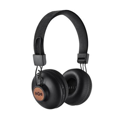 Audífonos Marley Positive 2 Bluetooth Negro