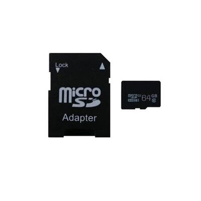 Tarjeta de Memoria Lhotse MicroSD 64GB