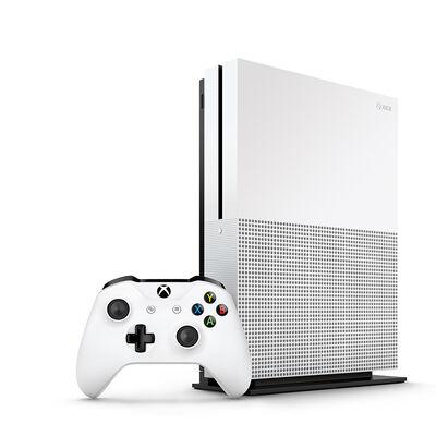 Consola Microsoft  XBOX ONE S 1TB Blanca
