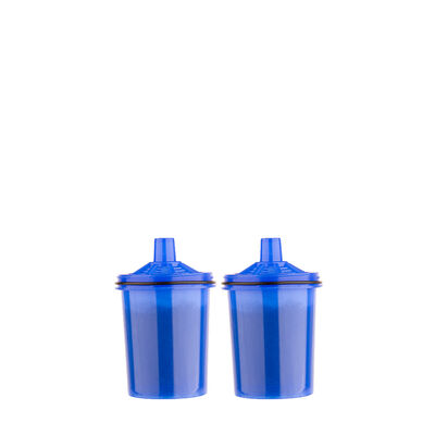 Pack 2 Filtros de Jarro Purificador Agua Dvigi Azul