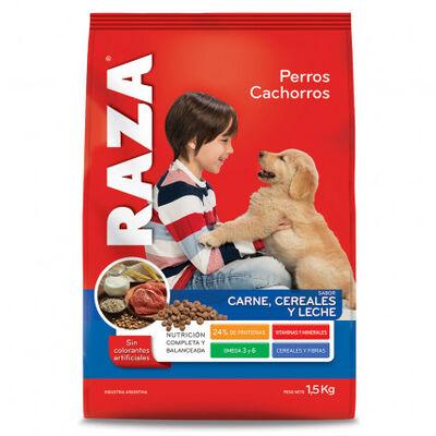 Alimento Perro Cachorro 1,5 Kg