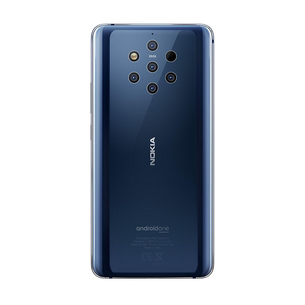 """Celular Nokia 9 PureView 128GB 5,9"""" Azul WOM"""