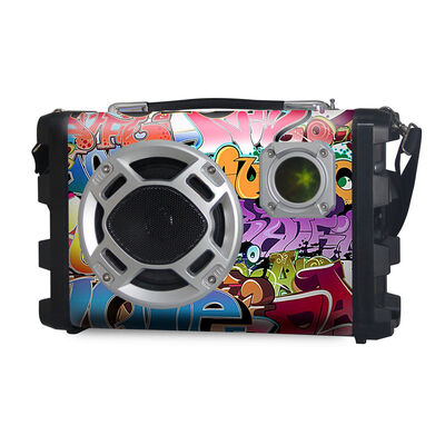 Parlante Bluetooth Karaoke Monster 752BK