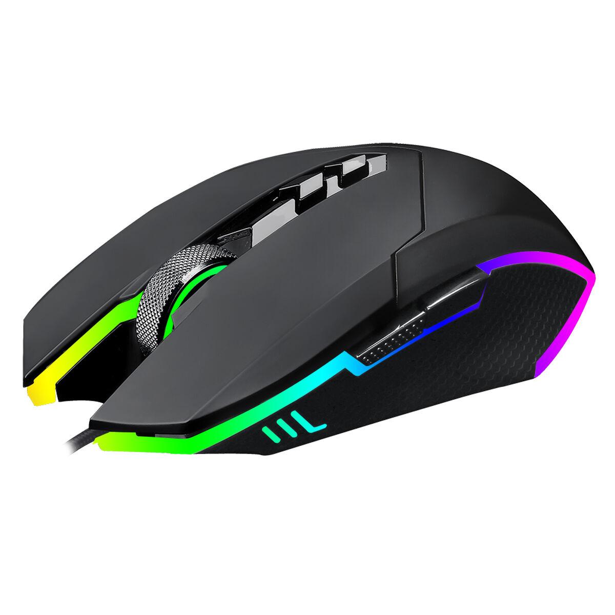 Mouse Gamer T-Dagger Lieutenant I USB RGB