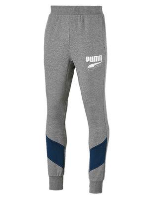 Pantalón de Buzo Hombre Puma Rebel Block Pants Cl Tr