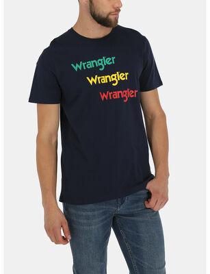 Polera Hombre Wrangler