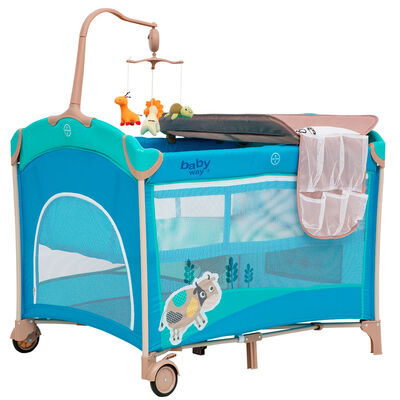 Cuna Corral Pack and Play Baby Way  BW-612C15