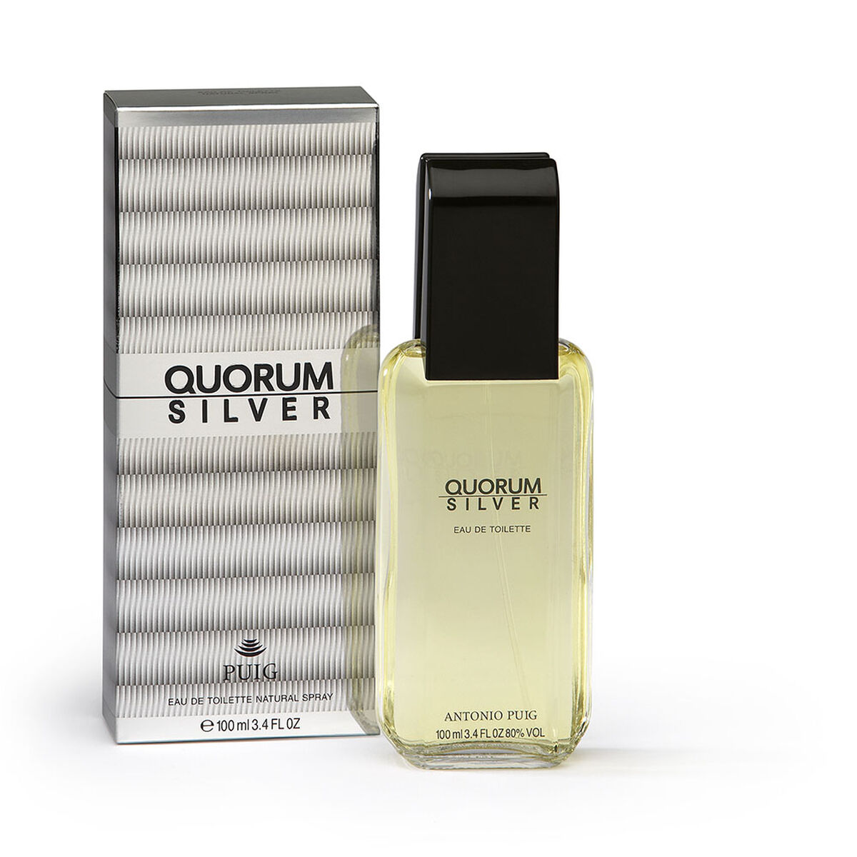 Perfume Quorum Silver EDT 100 ml