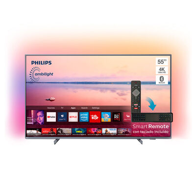 "LED 55"" Philips 55PUD6794 Smart TV 4K UHD"