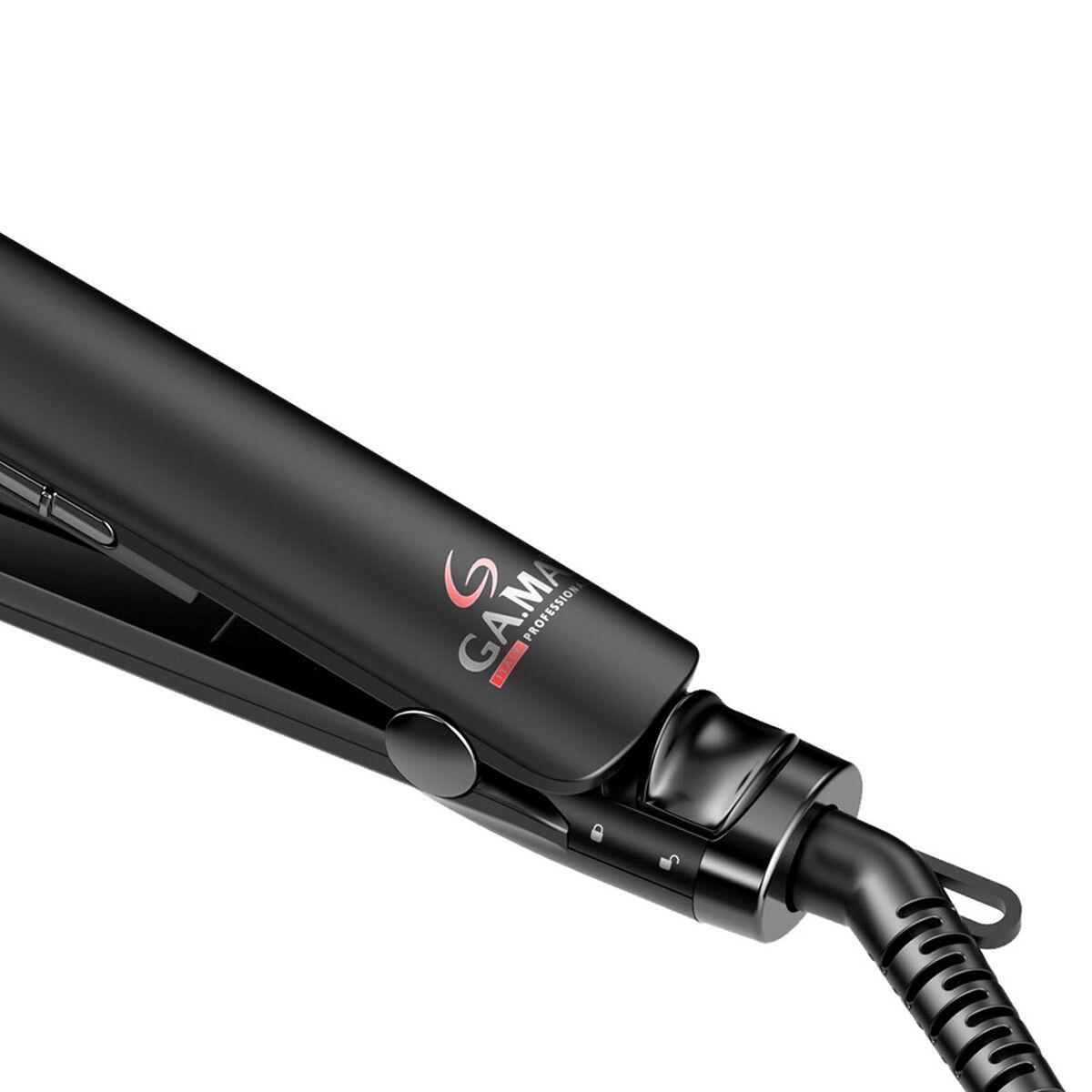 Combo Secador de Pelo Gama Mistral STD + Alisador Gama Elegance Bella STD + Ondulador Gama Turmalina 19 mm.