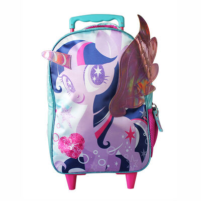 Mochilla Con Ruedas Trolley Basica Pony