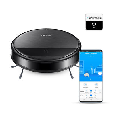 Aspiradora Robot Samsung VR05R5050WK/ZS Vacuum Cleaner con Wifi