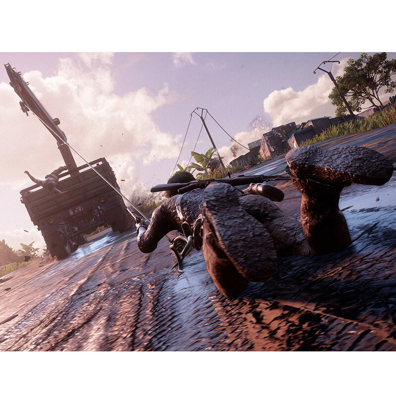 Juego PS4 Uncharted 4