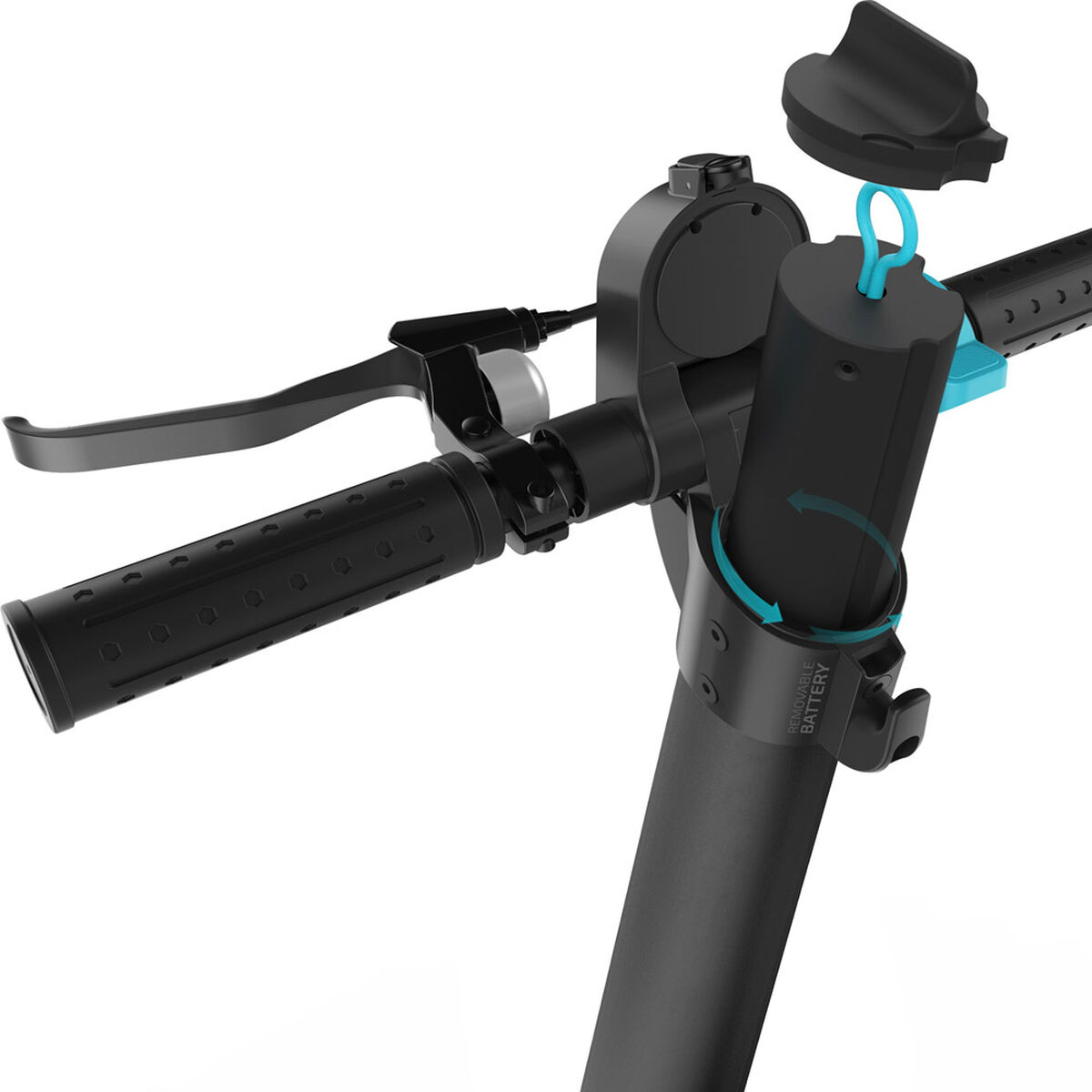 Scooter Eléctrico Plegable Xcooter X7