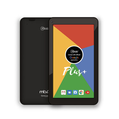 "Tablet Microlab MB4+ Quad Core 1GB 16GB 7"" Negra"