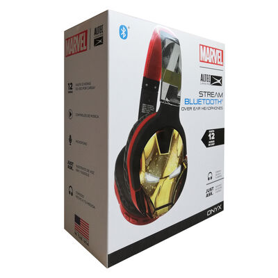 Audífonos Bluetooth Iron Man Marvel