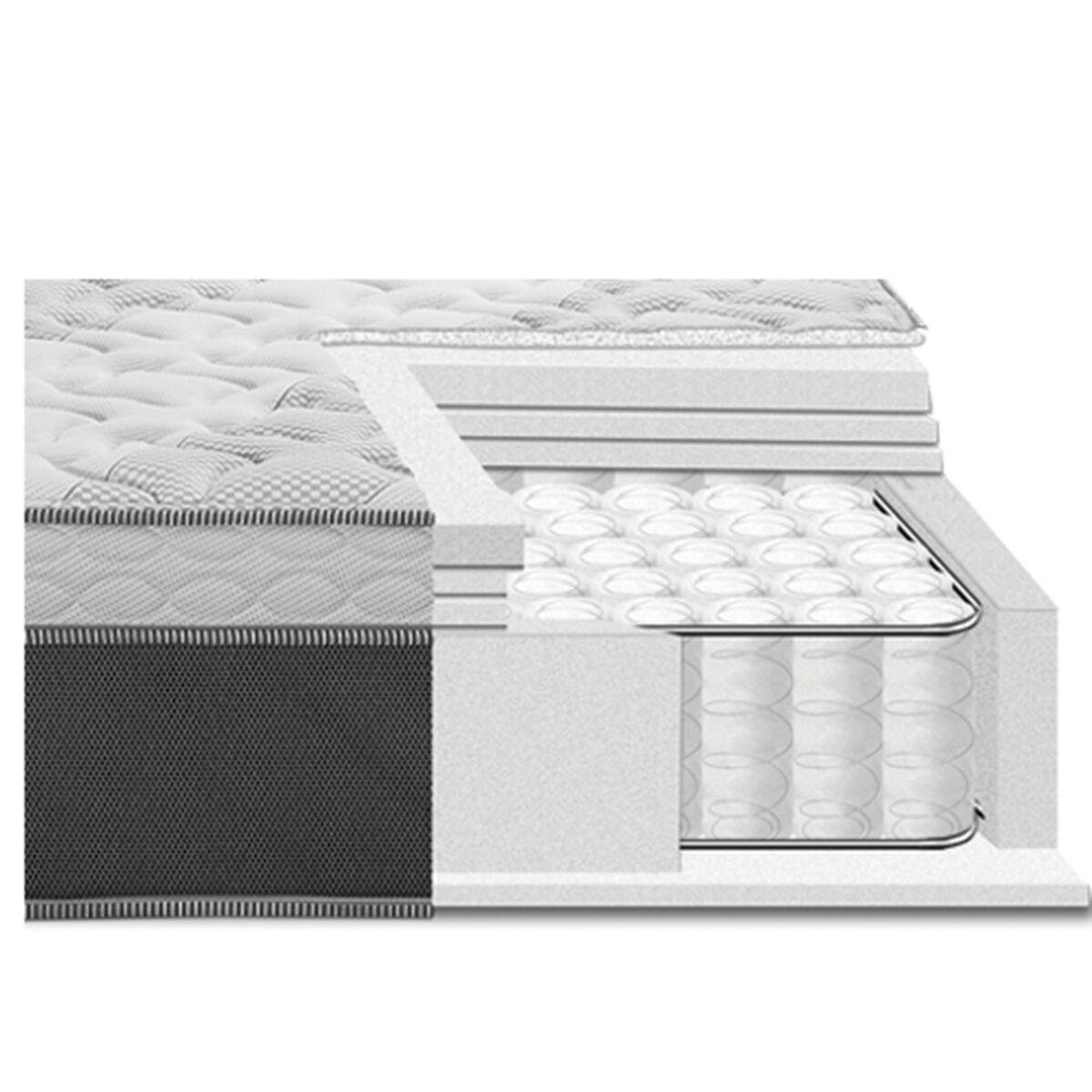 Box Ibérico Celta Everest Cobre 2 Pl B/D + Textil