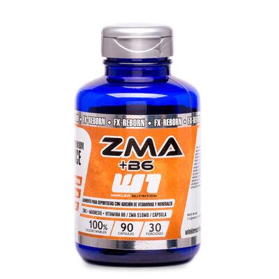 Zma +Vitamina B6 90 Cápsulas 39 Porciones