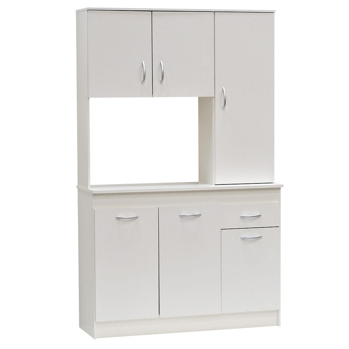 Compacto Cocina Mobikit Blanco M