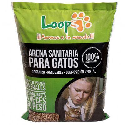 Arena Gato Biod Loops 2  Kg