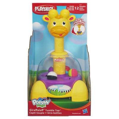 Playskool Giraffalaff Gira Bolitas