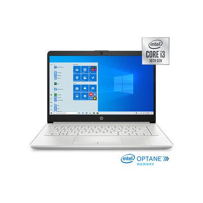 "Notebook HP 14-cf2051 Core i3 4GB 256GB SSD 14"" 16GB Optane"