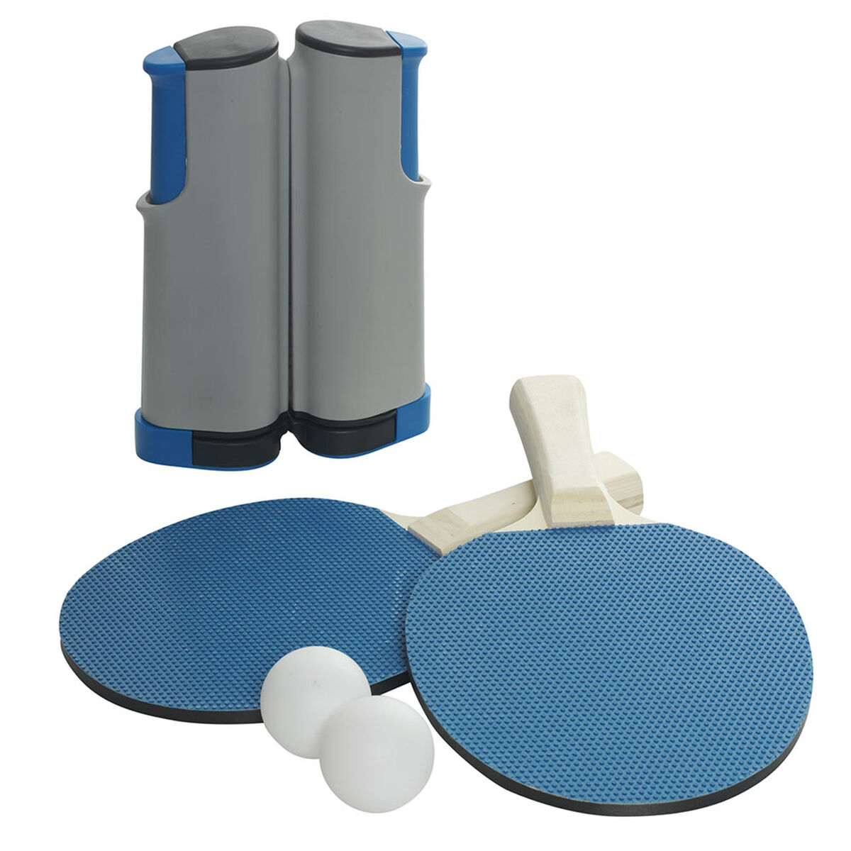 Set Malla De Tennis De Mesa Gamepower Portatil
