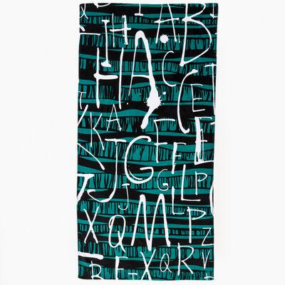 Toalla de Playa Velour Lyrics 75 x 150 cm