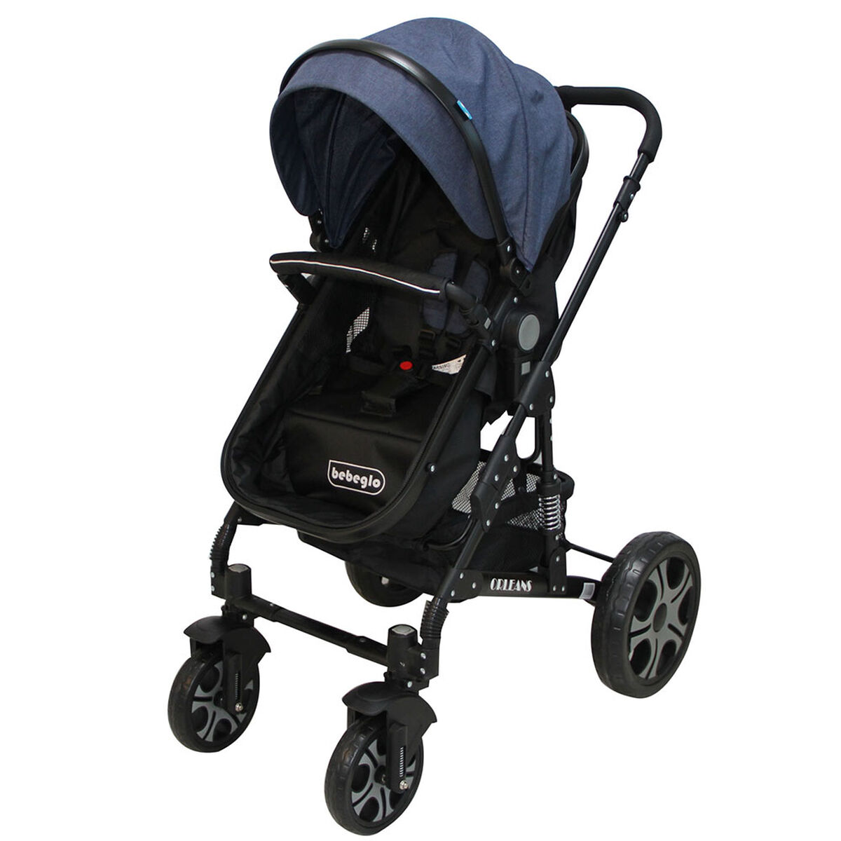 Coche Travel System Bebeglo RS 13650