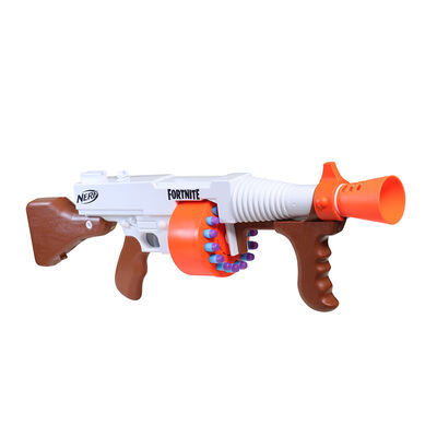 Lanzador Nerf Fortnite DG