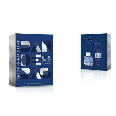 Blue Seduction EDT 100 ml + Desodorante