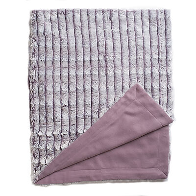 Manta Plush Lisa 125 x 150 cm