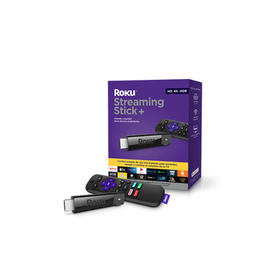 Reproductor Streaming Roku Stick+ 3810MX